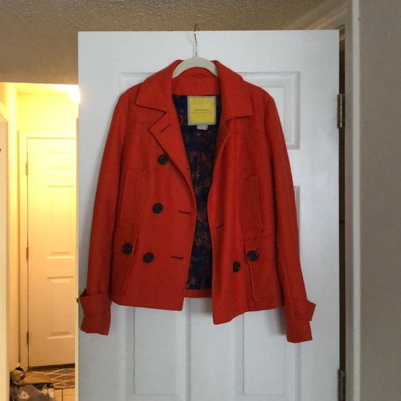 suitable for men/women elegant and sturdy package official shop dELiA*s Jackets & Coats | Delias Orange Peacoat | Poshmark